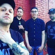 Local Punk Band Blacklister to Play Release Party at the Grog Shop