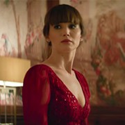 Jennifer Lawrence Strips Down for Pulpy Spy Flick 'Red Sparrow'