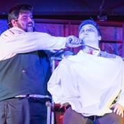 'Sweeney Todd' at Blank Canvas is an Up-Close View of a Big, Ballsy Broadway Musical