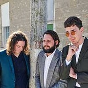 Indie Rockers Born Ruffians Slim Down to a Trio for Their New Album