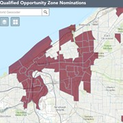 Ohio Designates 'Opportunity Zones' to Entice Development in 'High-Poverty Areas' like Downtown, Ohio City, Tremont and University Circle