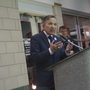Dennis Kucinich Electrifies Lakewood Democratic Club, But Richard Cordray Now Armed with Issues