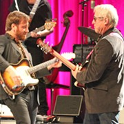 Singer-Guitarist Dan Auerbach Makes a Triumphant Return to the Agora