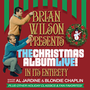 Brian Wilson's Holiday Tour Coming to Hard Rock Live in December