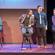A Cynical, Depressing and Boring Regurgitation of First Sexual Experiences in 'My First Time' at the Beck Center