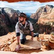 Animal Adventurer Coyote Peterson Coming to the Agora in June