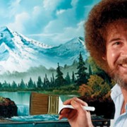 Look for Happy Accidents as the 2nd Annual Bob Ross Bar Crawl is This Saturday