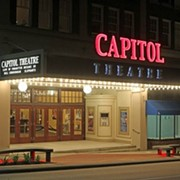 Capitol Down One Theater After Small Projector Fire Late Friday Night