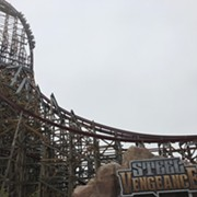 Cedar Point's New Coaster, Steel Vengeance, Was Shut Down on its First Freaking Day
