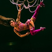 The Q to Host the Cirque du Soleil Show 'Corteo' in November