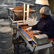 Cleveland's Hillson Nut Company Has Done it the Old-Fashioned Way for 83 Years