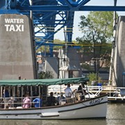 The Metroparks' Water Taxi Starts Up This Weekend, is Once Again Free for Riders