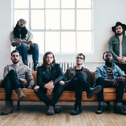 Local Rockers Welshly Arms Debut Another Song From Their Forthcoming Major Label Debut