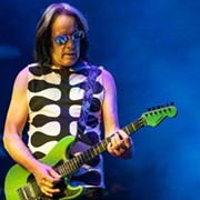 Utopia's Todd Rundgren Talks About the Band's Reunion Tour That Comes to Hard Rock Live Next Weekend