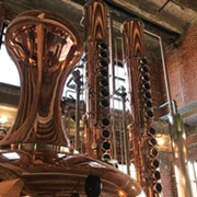 After Years in the Making, Western Reserve Distillers will Welcome First Guests this Weekend