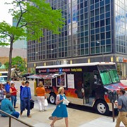 Food Truck Tuesdays Return Tomorrow to Public Square