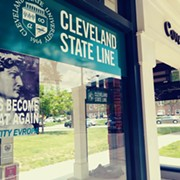 Actual Nazis Canvas Cleveland With Alt-Right Propaganda Over the Weekend