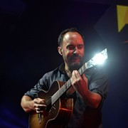 Dave Matthews Band Brings the 'Bayou' to Blossom
