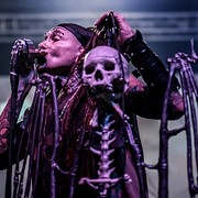 Ministry to Perform at the Agora Theatre in November