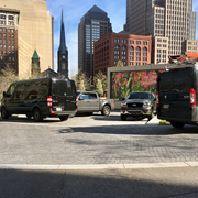 Stop Parking Your Cars on Public Square, You Lazy Doofuses