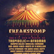 Details Announced for This Year's Freakstomp Festival