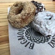 Bigmouth Donuts Opens This Saturday in Hingetown