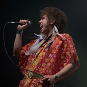 Greta Van Fleet Delivers Fierce Set to Sold-Out Crowd at the Agora