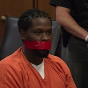 Cuyahoga County Judge Defends Decision to Order Defendant's Mouth Taped Shut In Court