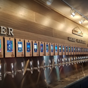 Downtown Whistle & Keg Self-Service Craft Beer Bar Opens This Week