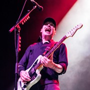 Alkaline Trio Delivers a High-Energy Set at the Agora Theatre