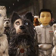 Capitol Theatre to Screen 'Isle of Dogs' on National Dog Day