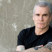 Henry Rollins Talks About His World Travels, Photography, and Sharing it All at Playhouse Square Sept. 19
