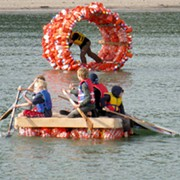 The Great Lake Erie Boat Float Returns to Edgewater Park This Saturday