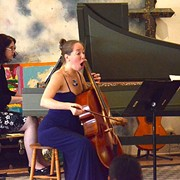Burning River Baroque to Open Season With Benefit Concert for YWCA Greater Cleveland