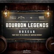 Bourbon Legends Boxcar Tour Bound for Cleveland