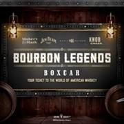 Bourbon Legends Boxcar Tour Bound for Cleveland