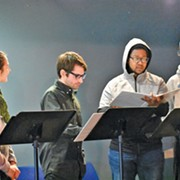 4th Annual Cleveland Playwrights Festival Teaches the Craft of Writing Plays, for Free