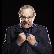 In Advance of His Akron Civic Show, Lewis Black Explains Why He Tries to Avoid Even Saying Trump's Name
