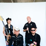 Whiskey Daredevils to Play Release Party at the Grog Shop on October 19