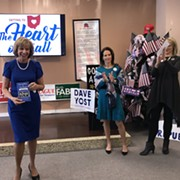 Ohio GOP Starts 'Getting to the Heart of it All' RV Tour ... By Sending Candidates' Wives to Campaign
