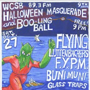 The Flying Luttenbachers to Headline WCSB's Annual Masquerade Ball