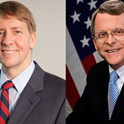 Cordray, DeWine Discuss Issues Impacting Older Voters