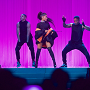 Ariana Grande to Perform at the Q in March