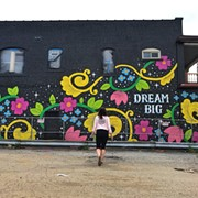 Cleveland's Lisa Quine Chosen as Rouen, France, Sister City Mural Exchange Artist