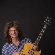 Jazz Guitarist Pat Metheny to Bring His Side Eye Project to the Kent Stage in March