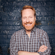 An Ohio Native, Storyteller Kevin Allison Brings Risk! Live to the Music Box in February