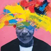Cleveland Painter Justin Brennan Flays the Ego at BAYarts