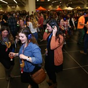 The Cleveland Winter Beerfest Pours Into the Convention Center This Weekend