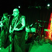603c3507cb1 Theatrical Glam Rockers Queen of Hell to Play a Release Party on Saturday  at the Grog