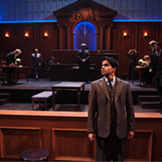 Great Lakes Theater Puts on a Lovely Production of 'Witness for the Prosecution,' Even If the Story's Twists Feel Dated